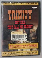 Terence Hill - Boot Hill / They Call Me Trinity 2-Movie Set - OOP NEW SEALED!!!!