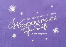 Taylor Swift – Wonderstruck Perfume Woman's T-Shirt – Size M
