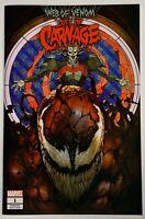 Web of Venom Cult of Carnage #1 (Marvel 2019) Skan TRADE Variant GEMINI SHIPPING