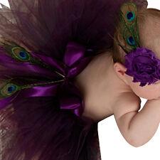 Newborn Baby Girl Flower Headband&Tutu Skirt Photo Photography Costume Prop