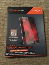 New Blackweb Glass Screen Protector For iPad Mini 4 Accessory Glass 2 By Corning