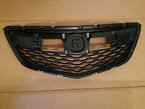 fits 2014-2016 ACURA MDX Upper Grille Panel Front Bumper NEW