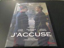 "DVD NF ""J'ACCUSE"" Jean DUJARDIN Louis GARREL Emmanuelle SEIGNER / Roman POLANSKI"