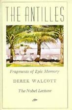 The Antilles Walcott, Derek Hardcover