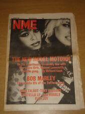 NME 1983 JUL 30 BOB MARLEY TONY PARSONS COSTELLO LP