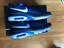 Nike Air Max MP Ultra Mark Parker Mens Running Shoes Blue Black Size 12