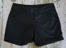 THE NORTH FACE Womens Black CLIFFSIDE Lightweight shorts Camp Hike Trail Sz 10