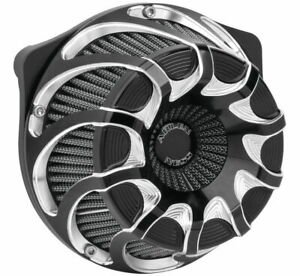 Inverted Series Air Cleaner Kits Arlen Ness Black18-983
