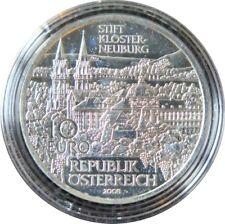 286 - 10 EUROS AUTRICHE 2008 - Abbaye de Klosterneuburg