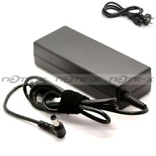 REPLACEMENT SONY VAIO VGN-NR32M ADAPTER CHARGER 90W