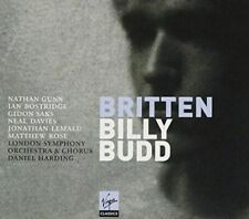 CD Benjamin Britten Billy Budd Bostridge Ian Daniel Harding