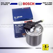 BOSCH FUEL FILTER N2839 FITS MERCEDES-BENZ C-E-GLK-M-S-CLASS CLS GLC GLE SLC SLK