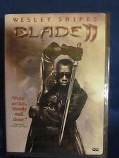 Blade II DVD