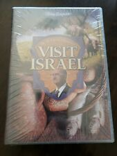 Living Scriptures' Visit Israel 6-Dvd Boxed Set Dr. W. Cleon Skousen New