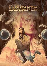 Jim Henson's Labyrinth Artist Tribute (2016, Hardcover)
