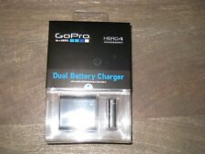NEW IN BOX- SEALED - GoPro AUTHENTIC Dual Battery Charger