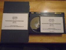 VERY RARE PROMO Ladytron / Ralph Myerz Jack Herren Band BETACAM TAPE beta video