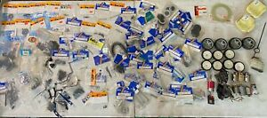 NEW & USED Lot Remote Control RC Car Truck Replacement Parts Engines Hobby Kraft