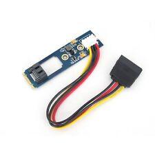 Raccomandata P. - Adattatore SATA 7 pin SSD/HDD a M.2 NGFF con Cavo -