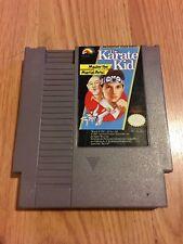 The Karate Kid NES (Nintendo Entertainment System, 1987)