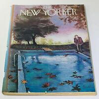 The New Yorker: October 19 1963 - Full Magazine/Theme Cover Charles Saxon