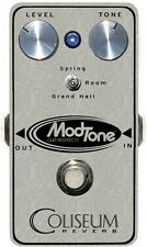 ModTone Guitar Effects - MT-CRV Coliseum Reverb Pedal - Authorized Dealer