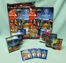 Topps Champions League Sticker 2020/2021 Album Tüten Display Tin Box aussuchen