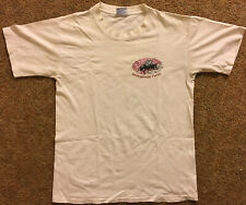 Widespread Panic Casa Del Grillo Silence Begins Fly Vintage T-Shirt 90s Used M