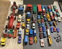 Mixed lot Vintage Matchbox Tootsie Hubley Kenner SSP & Other Toy Cars, Die Cast.
