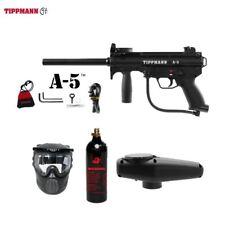 Tippmann Maddog A-5 Standard Bronze Paintball Gun Marker Package