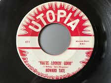 "NORTHERN SOUL WIGAN CASINO Torch R&B 7"" RECORD You're looking good Howard Tate"