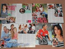 8- JIM STYNES Magazine Clippings