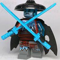 New Ninjago LEGO® Blizzard Sword Master Minifigure from sets 70678 70676 Genuine
