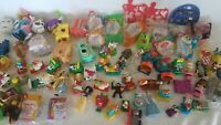Lot of 100+ Various Happy Meal Toys  (inv:A28)