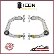 ICON Billet Aluminum Delta Joint Upper Control Arms for 07-16 Toyota Tundra