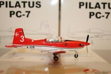 Pilatus PC-7 (A-918) Team / 3 Payerne Air14 , 1:72, Special Ed. for Switzerland
