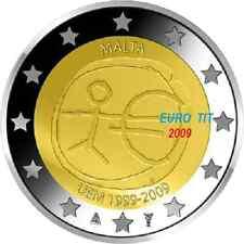 2 €    .MALTE   NEUVE    2009   X 1     PIECE   DISPONIBLE