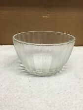 Vintage F. T. D. A. Glass Bowl
