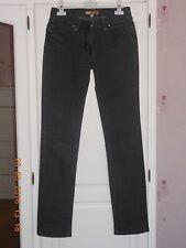 Jeans gris foncé Etam T 36