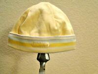 New The Children's Place UNISEX Yellow Newborn Baby Pink Pastels Crib Cap Hat