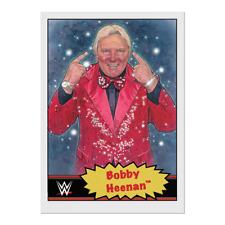 Wrestling Topps WWE Living Set - Card 53 - Bobby Heenan