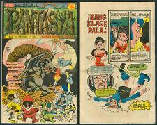 1995 Philippines PANTASYA 5-STAR KOMIKS MAGASIN Comics # 118