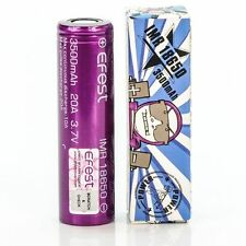 Efest 3.7V 3Ah IMR Rechargeable Battery