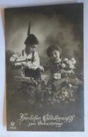 Geburtstag, Kinder, Trachten, 1919 ♥ (28050)