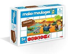 Mako Moulages - Destination Savane ! - 6 Moules