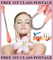 5 Epilator Stick Face Epi care Facial Hair Remover Spring Threading Tool Removal
