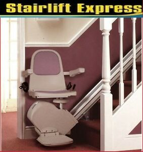 Acorn Slimline Stairlift for straight stairs,installation + 12 month warranty..^