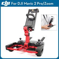 Remote Mount Phone Tablet Aluminum Bracket Holder For DJI Mavic 2 Pro Zoom Air