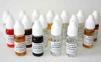 Set of 19 Concentrated Edible Liquid Flavourings, Cake Baking, Icing, Drink food