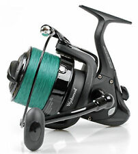 Wychwood Dispatch Fishing Reel 7500 Spod Carp 200m Loaded 30lb Braid